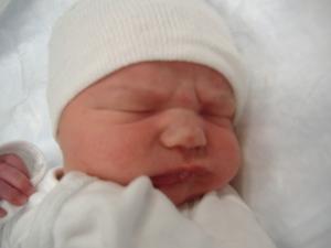 Our sweet Ethan Roy Ferraro